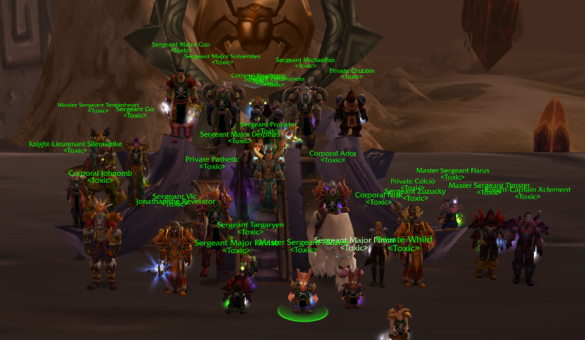 Toxic Gaming – Page 2 – A gaming community focused on Wow Classic