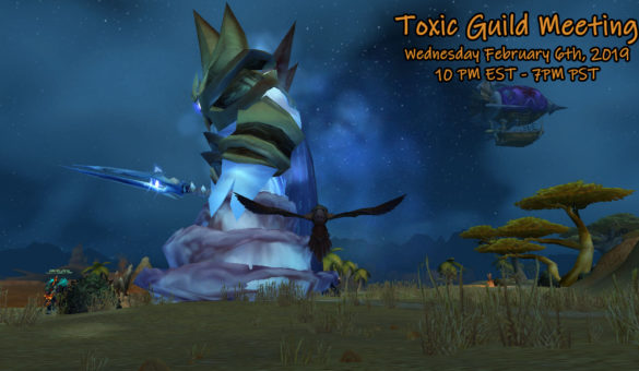 Toxic Gaming – Page 4 – A gaming community focused on Wow Classic
