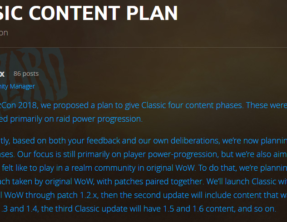 Classic Content Plan – Blue Post 3-11-2019